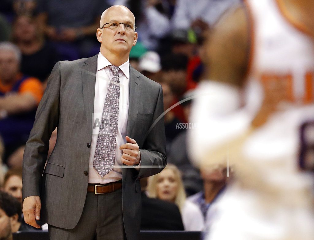 PHOENIX | AP source: Triano not among finalists for Suns job