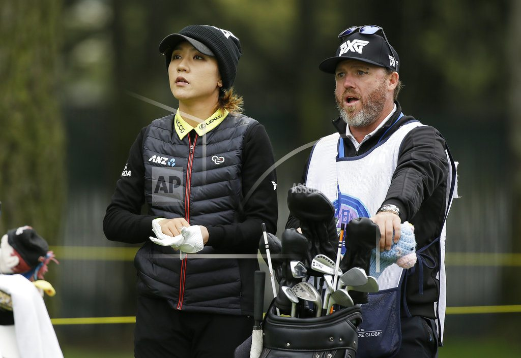 DALY CITY, Calif.   Lydia Ko tied for LPGA Tour lead at chilly Lake Merced