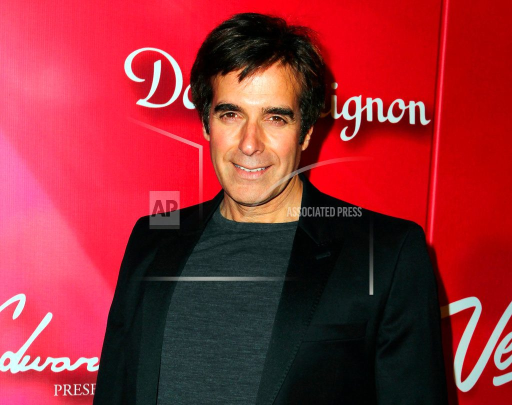 LAS VEGAS | Lawsuit leads to revelations about David Copperfield's act