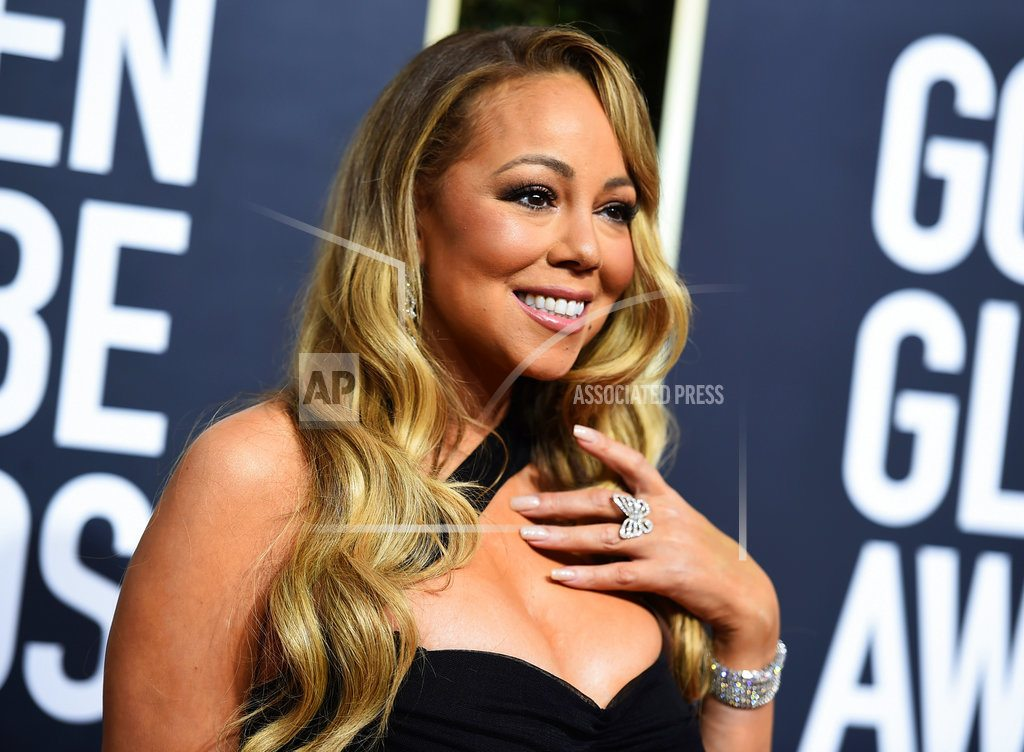 NEW YORK |  Mariah Carey battles bipolar disorder, no longer in denial