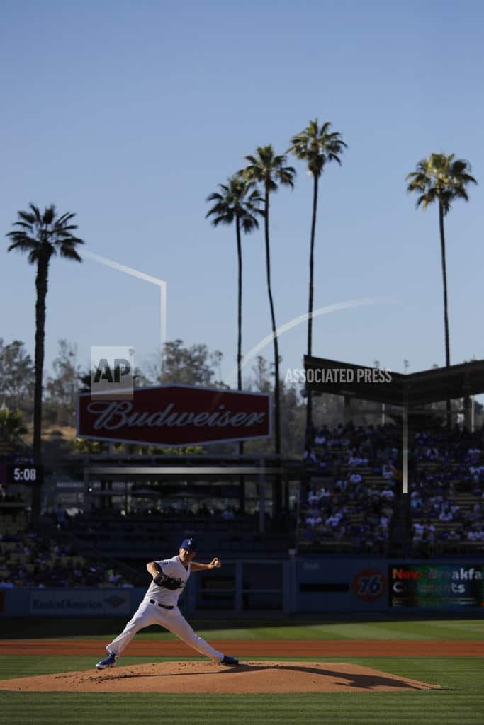 LOS ANGELES | Dodgers rally from 3 runs down to top Nationals 4-3