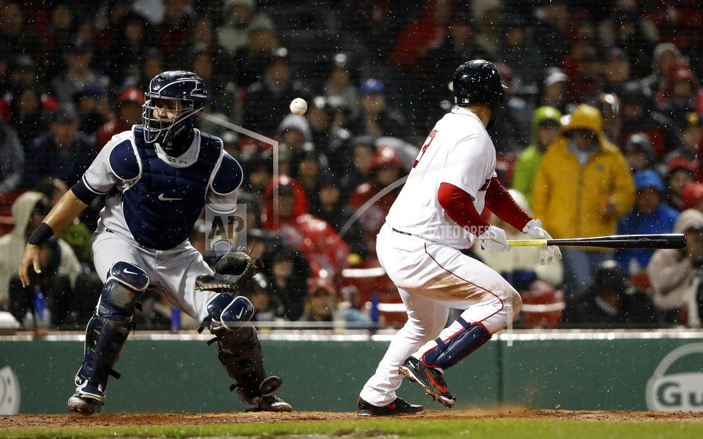 BOSTON | Porcello pitches Red Sox past Yankees 6-3