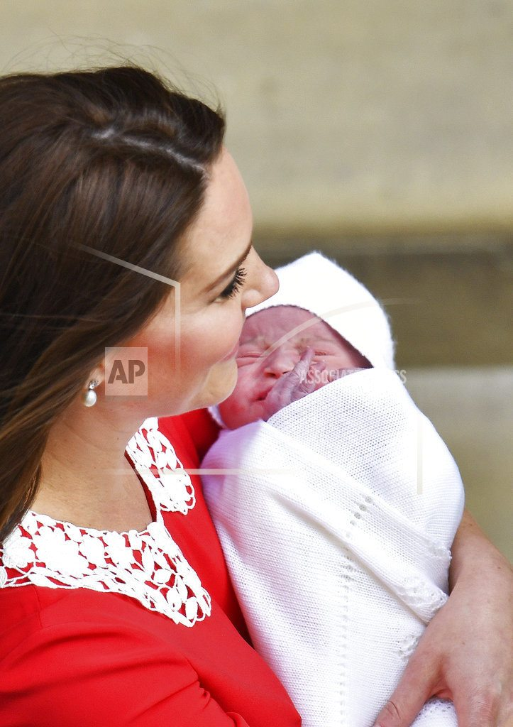 LONDON| Royal baby: Prince Charles welcomes new grandson