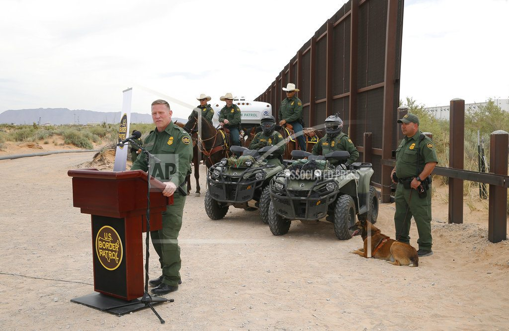 LAS CRUCES, N.M.|Sessions to address immigration at border sheriffs meeting