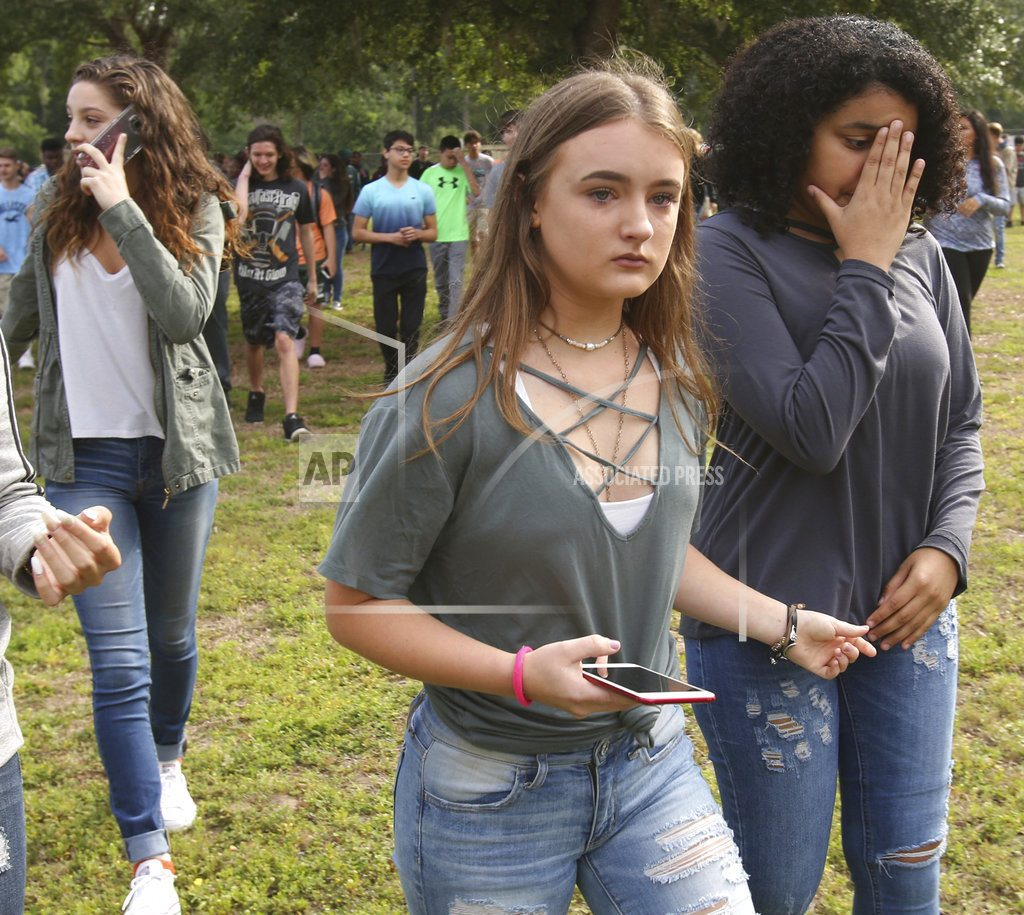 FORT LAUDERDALE, Fla. | 1 student wounded in shooting at Florida high school