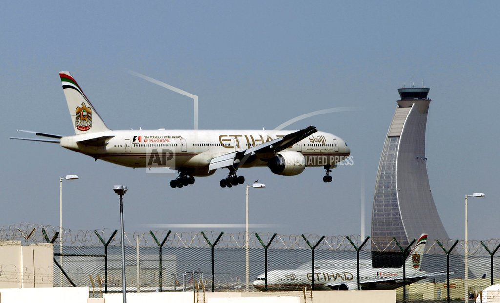 WASHINGTON  | AP sources: US, Emirates near deal to solve air subsidy spat