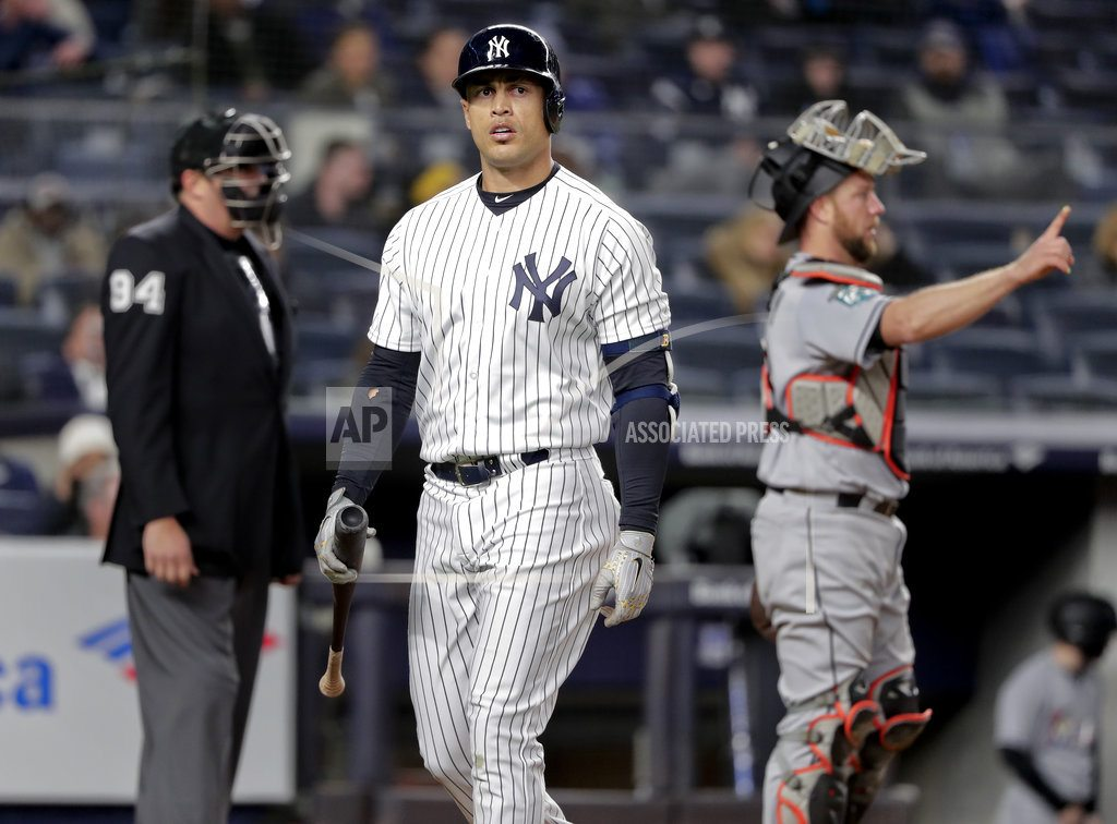 NEW YORK | Big fish struggling to catch on: Stanton slumping in Bronx