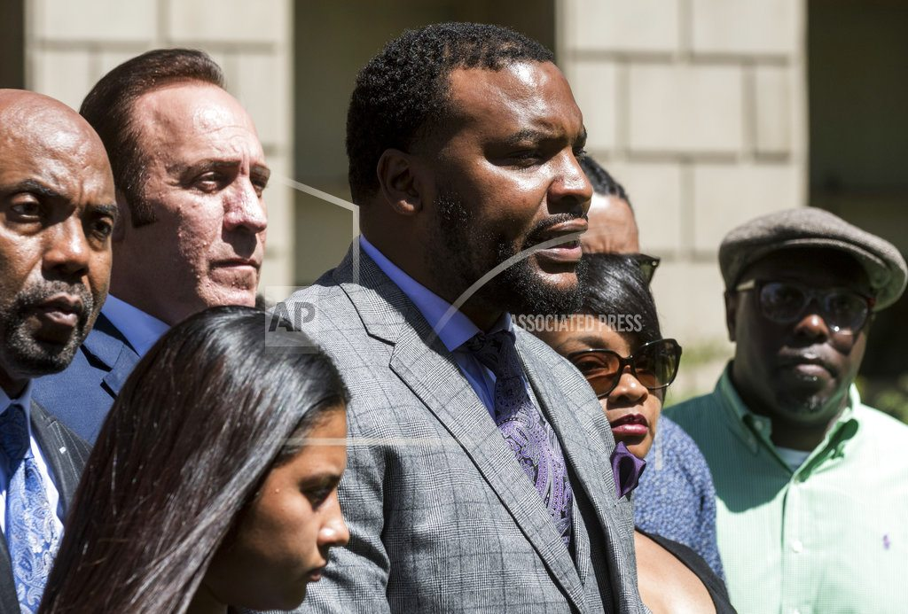 LOS ANGELES | Attorney: California police shot unarmed black man 10 times