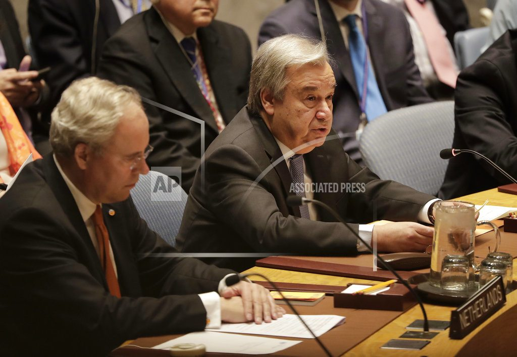 UNITED NATIONS | Myanmar military put on UN blacklist for sexual violence