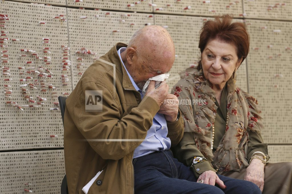 LOS ANGELES  |  Childhood Holocaust survivors reunited after 76 years