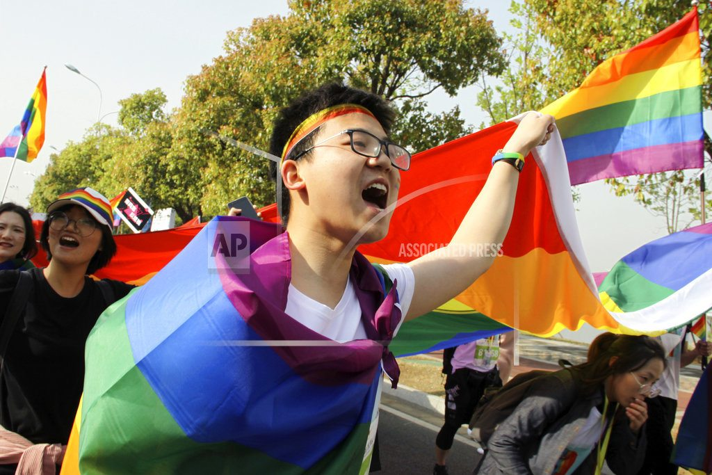 BEIJING | China's Weibo site backtracks on gay censorship after outcry