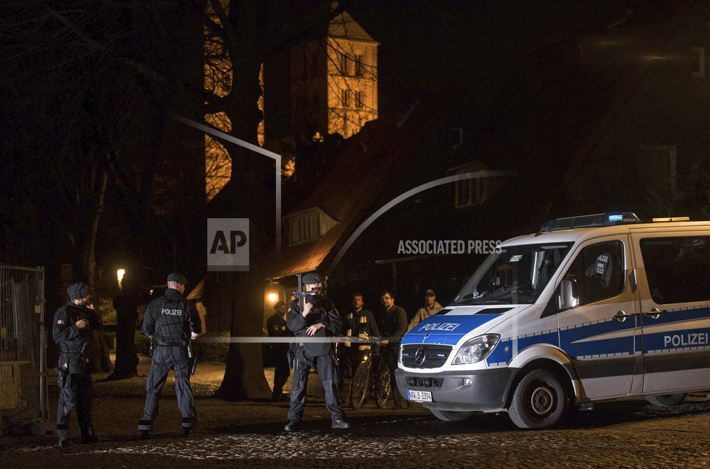 BERLIN|Germany: prosecutors carry out raids in Porsche diesel probe