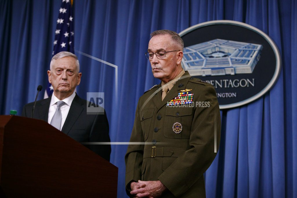 WASHINGTON | The Latest: Syrian TV says 3 wounded in Homs missile strike