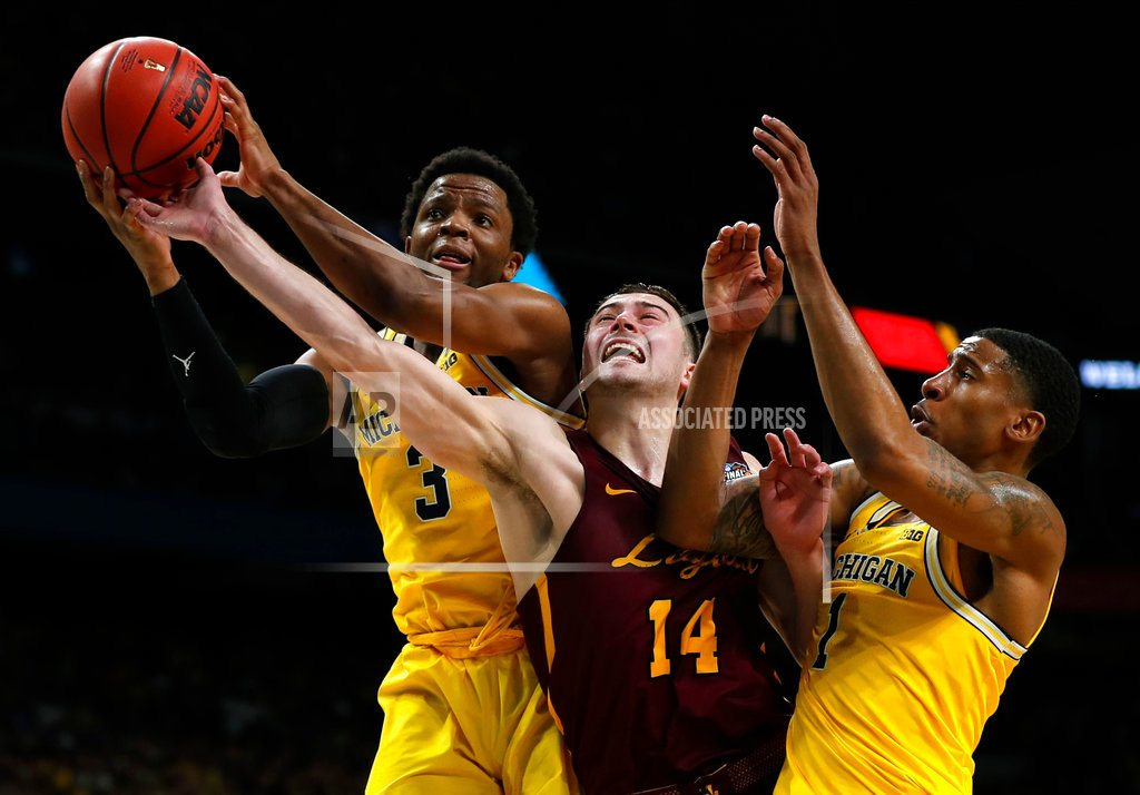 Michigan D faces toughest test yet with 'Nova for NCAA title