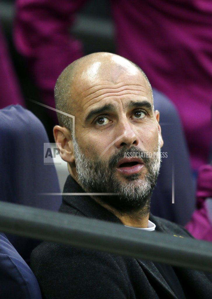 MANCHESTER, England | City must confront painful reality of life after Guardiola