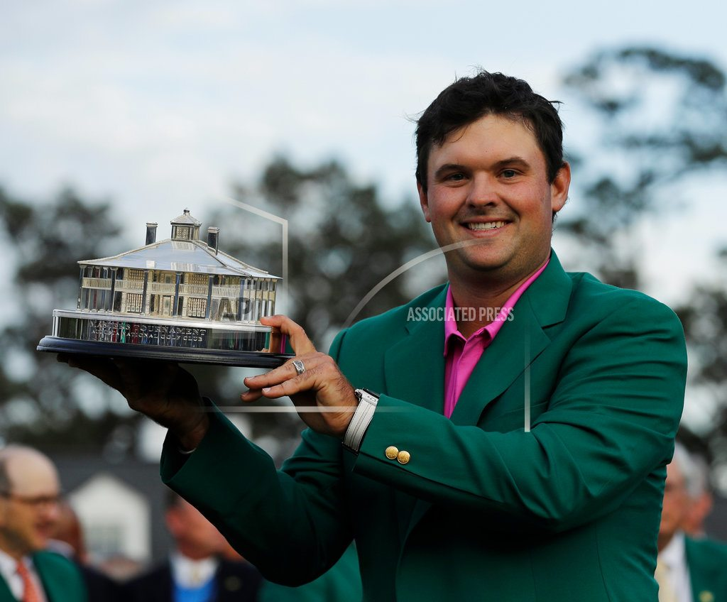 AUGUSTA, Ga. | No one laughing at Patrick Reed now after Masters win