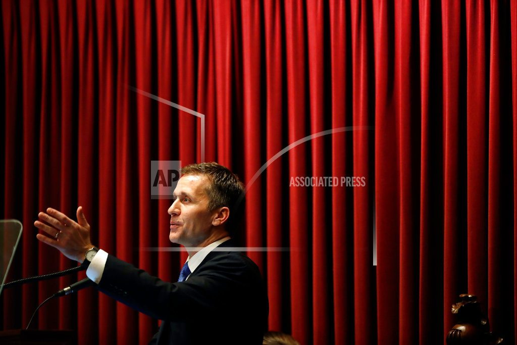 JEFFERSON CITY, Mo. |  Potential Greitens impeachment would face legal ambiguities