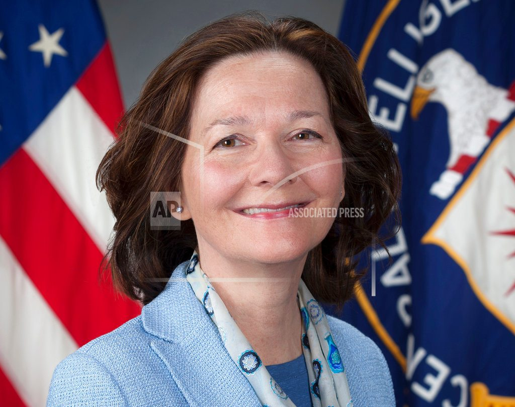 WASHINGTON  | Probe clears Haspel on destruction of waterboarding tapes