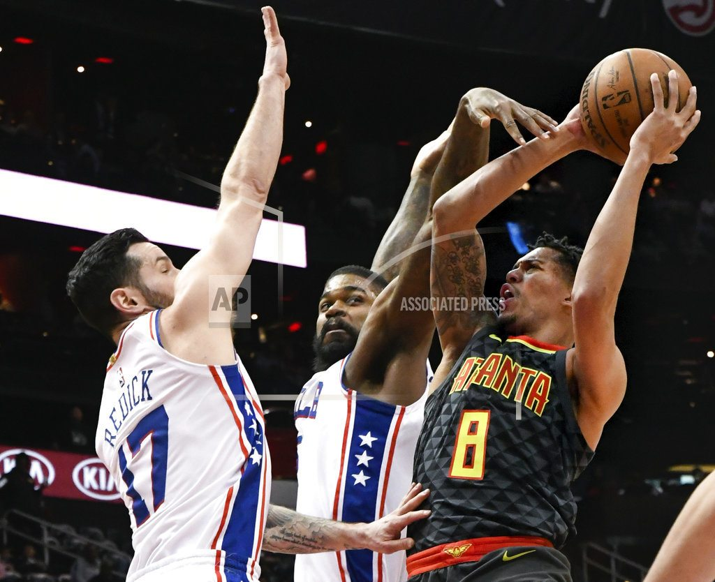 ATLANTA | 15 in a row: Sixers add new chapter to long, proud history