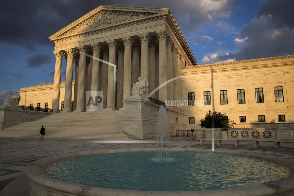 WASHINGTON | Justices adopt digital-age privacy rules to track cellphones
