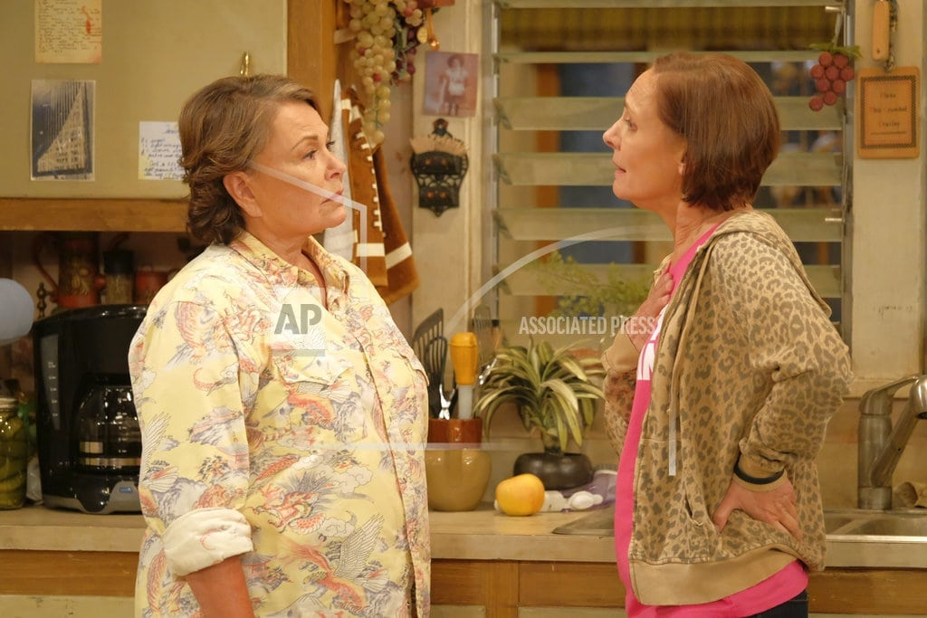 NEW YORK | Roseanne Barr in interview: 'I made myself a hate magnet'