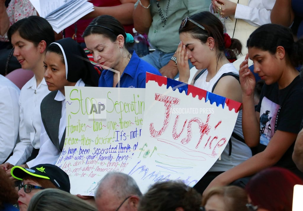 McALLEN, Texas | For immigrants, still no word on when they will be reunited