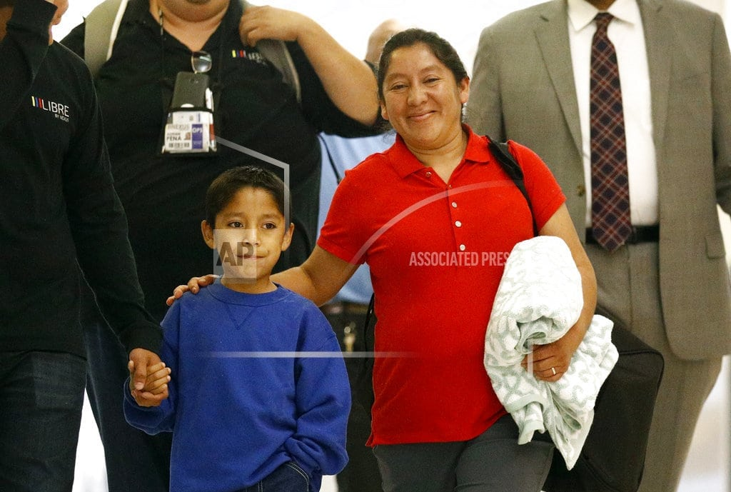 WESLACO, Texas  | The Latest: US attorney says he continues to file cases