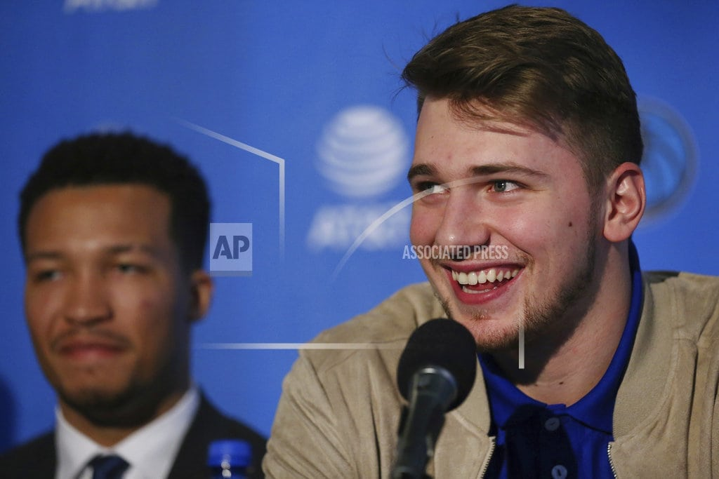 DALLAS | Dirk to Doncic: Mavs tap brakes on inevitable comparisons