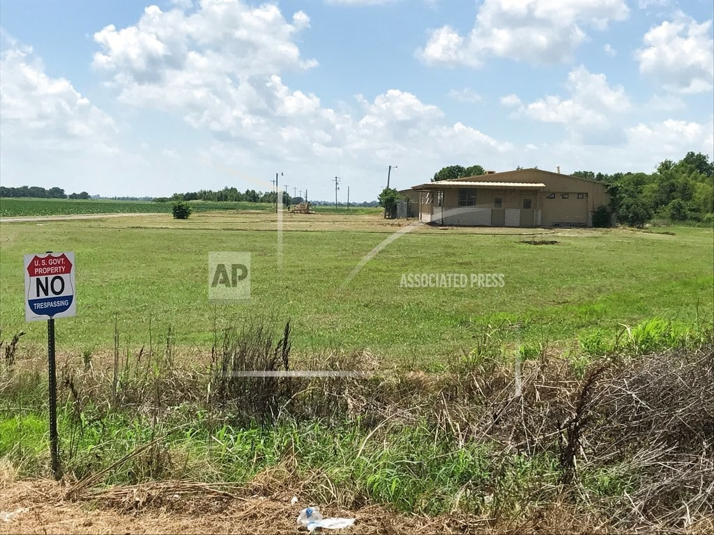 LITTLE ROCK, Ark | Possible migrant site minutes from former internment camp