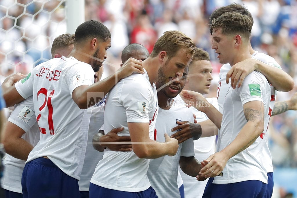 NIZHNY NOVGOROD, Russia | With luck, Kane joins England's great World Cup strikers