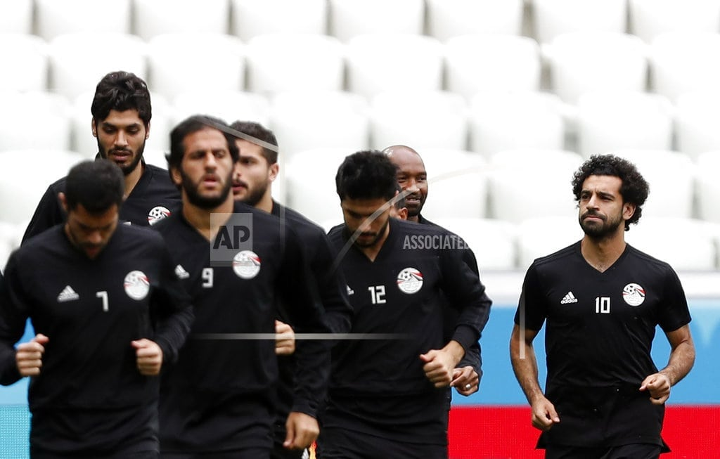 VOLGOGRAD, Russia  | Sources: Salah considering retiring from national team