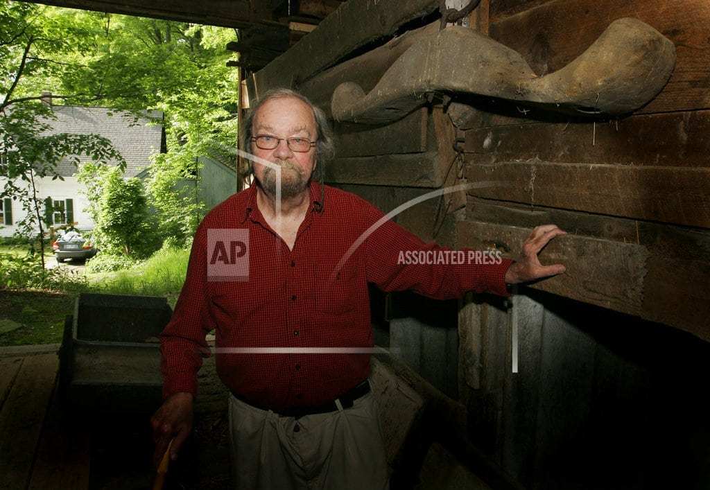 NEW YORK | Former US poet laureate Donald Hall dies in New Hampshire