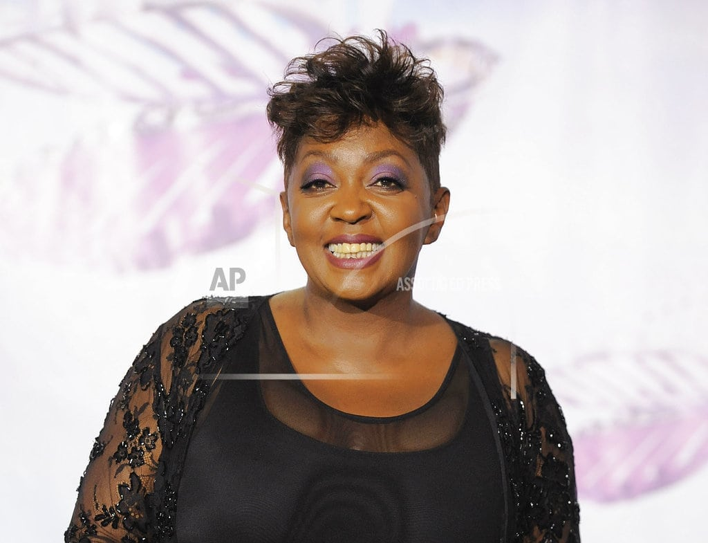LOS ANGELES | The Latest: Anita Baker honored at BET Awards