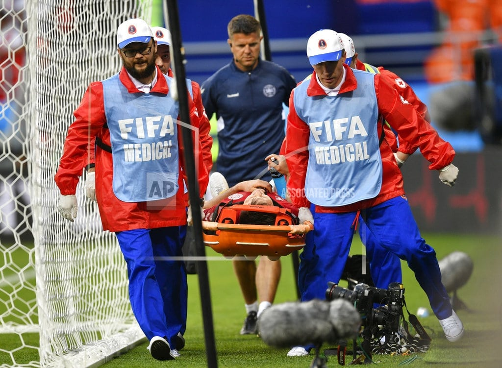 MOSCOW   The Latest: Griezmann confident he'll regain form in Russia
