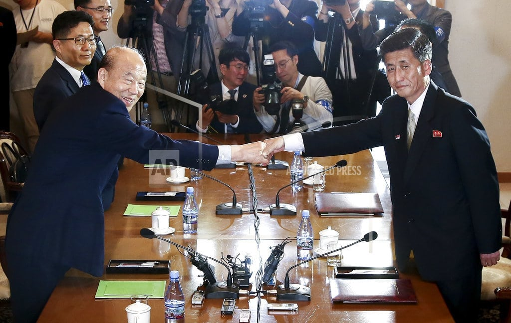 SEOUL, South Korea | Rival Koreas agree to reunions of war-separated families
