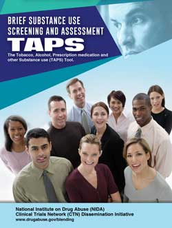 New clinician screening tool available for substance use