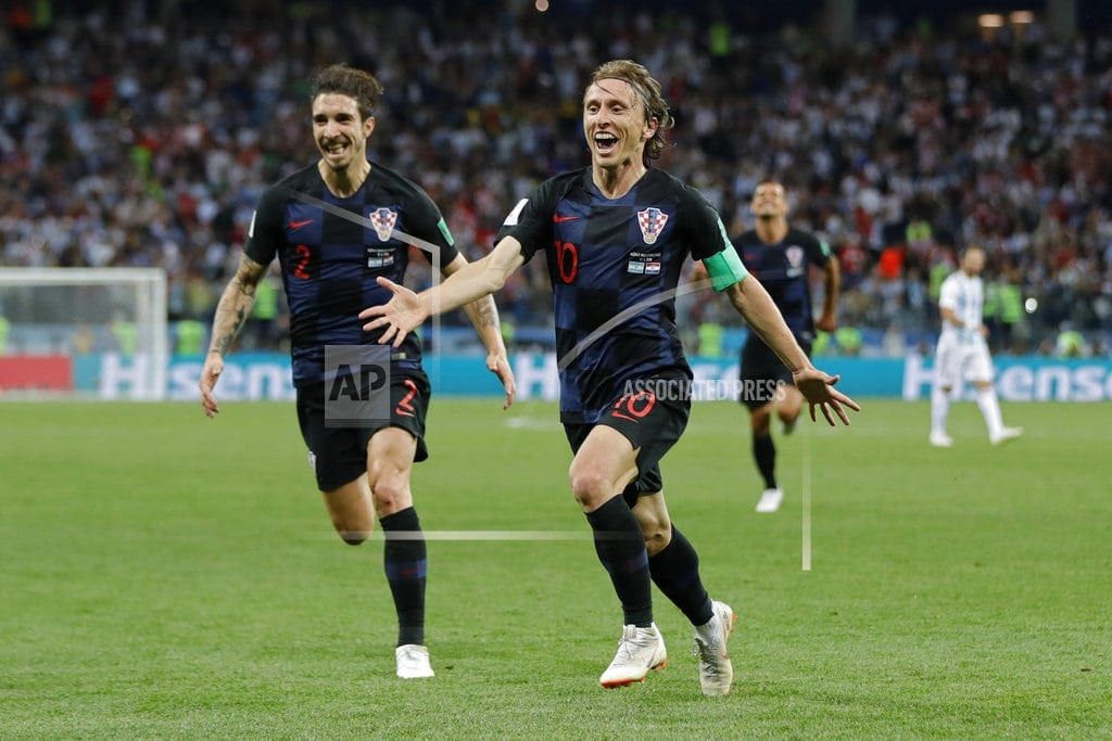 MOSCOW   The Latest: Kvist to return to World Cup despite broken ribs