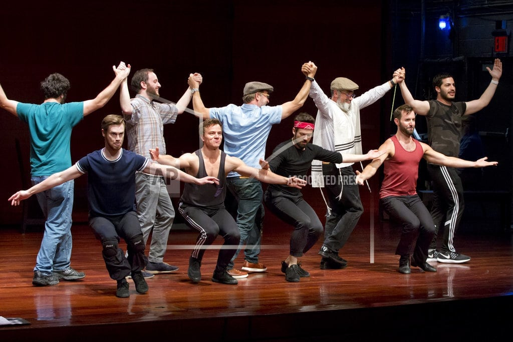NEW YORK  | It takes chutzpah: Yiddish version of 'Fiddler on the Roof'