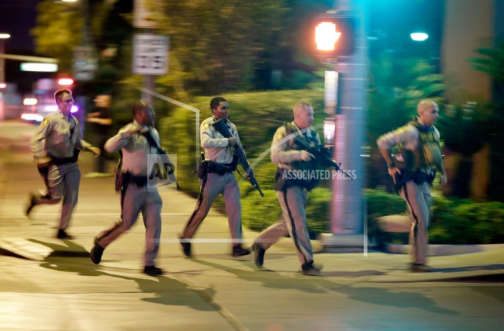 LAS VEGAS | Records: Police guarded Vegas showroom after Oct. 1 attack
