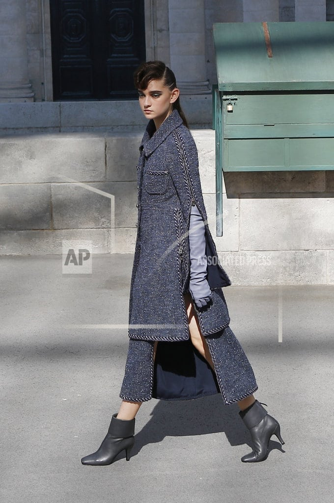 PARIS | Chanel recreates Paris for couture show celebrating the city