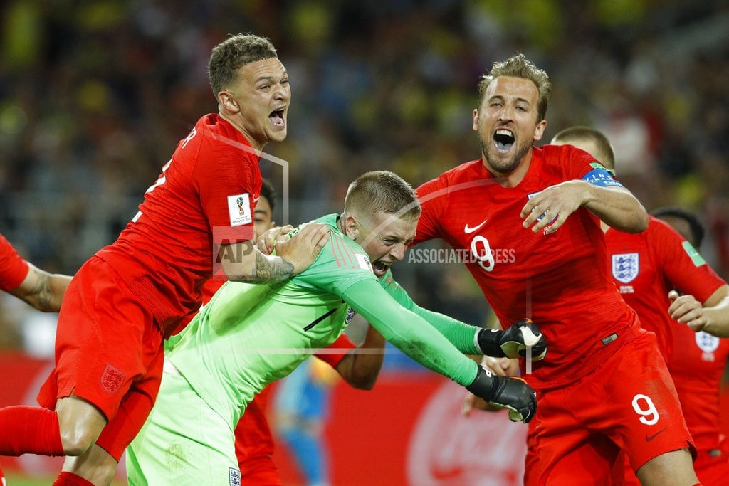 MOSCOW  | Pickford the hero as England's penalty curse ends