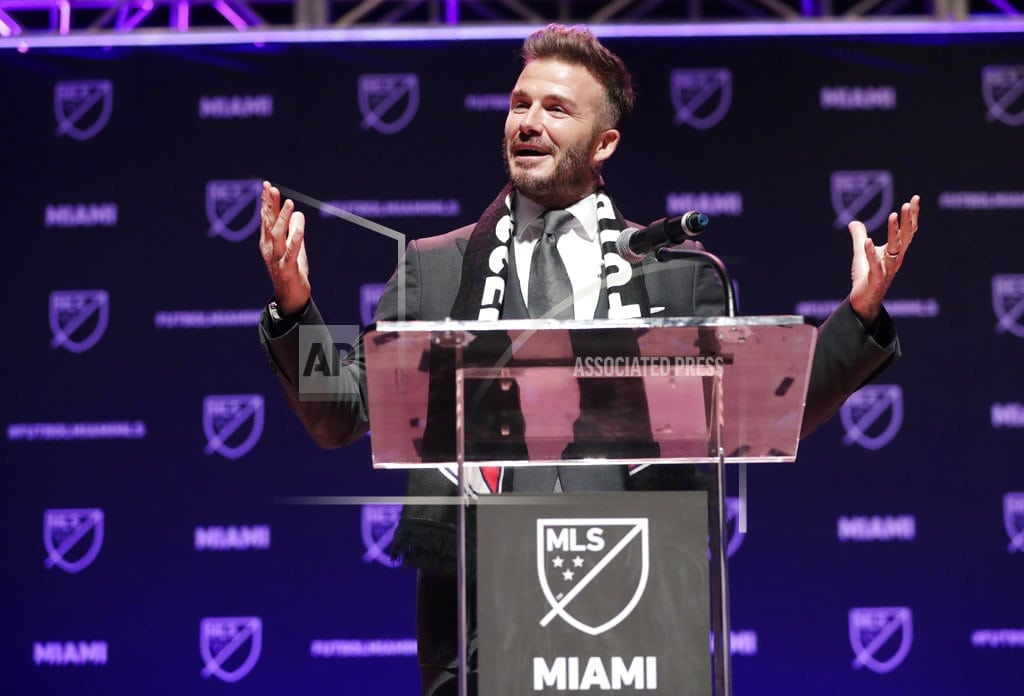 MIAMI | Beckham's latest Miami stadium plan targets golf course