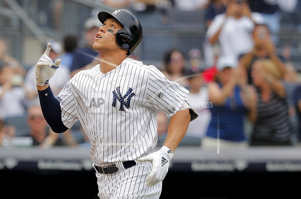 NEW YORK | Stanton, Sabathia lead Yankees to 6-2 win over Braves