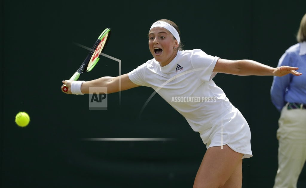 LONDON | The Latest: Anderson through to first Wimbledon quarterfinal