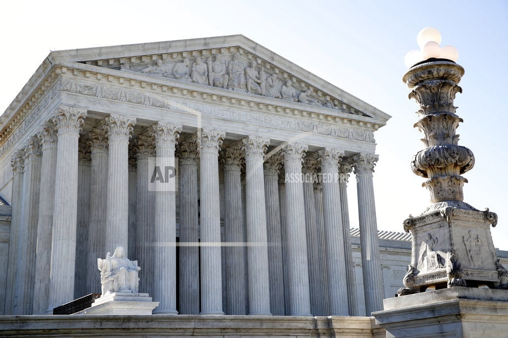 WASHINGTON | Americans confident in high court, but what about issues