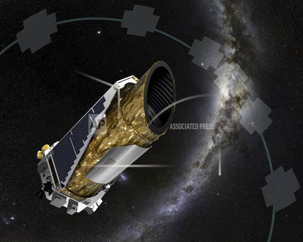 NASA | NASA's Kepler Telescope almost out of fuel, forced to nap
