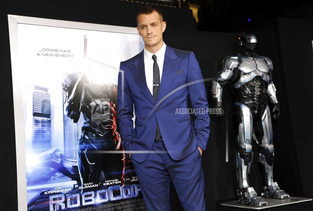 NEW YORK | New 'RoboCop' sequel to be directed by Neill Blomkamp