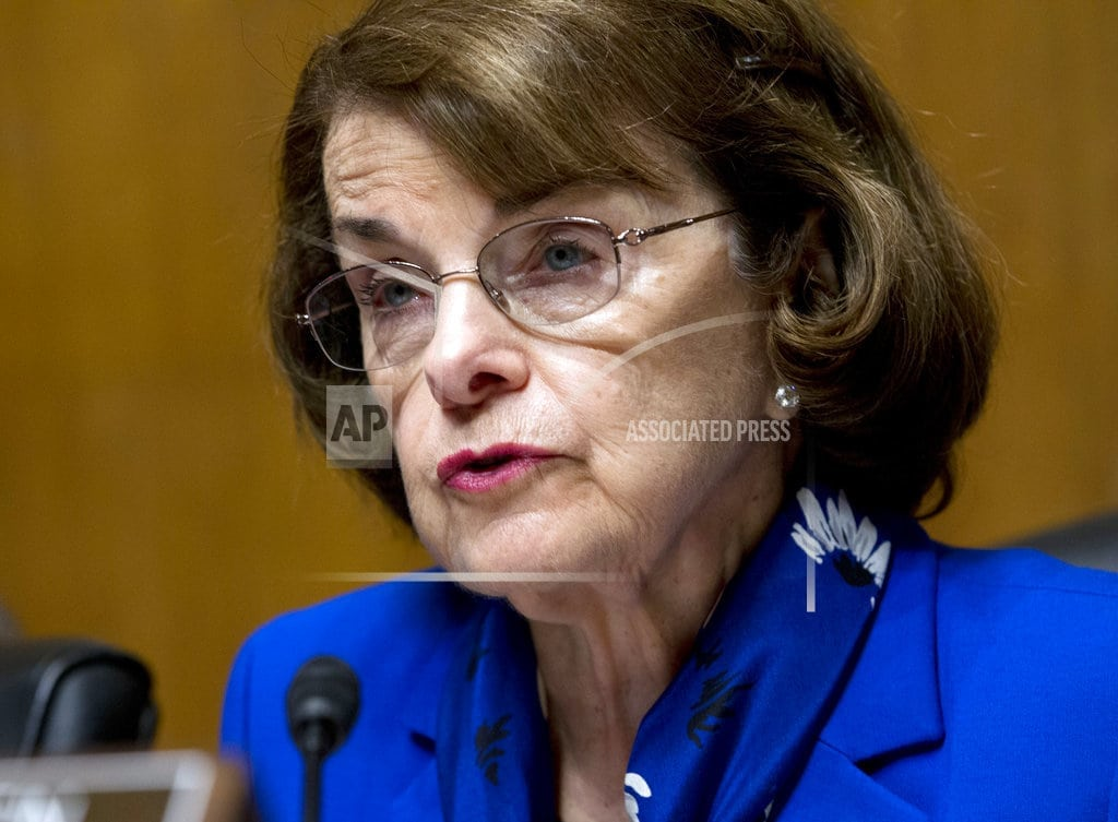 LOS ANGELES | Feinstein remains favorite in California race despite snub