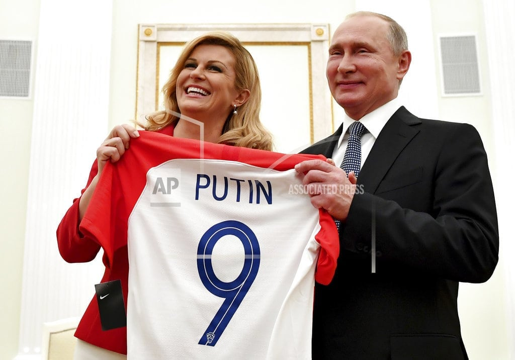 MOSCOW | Russia on a high as World Cup wraps; Putin's problems remain