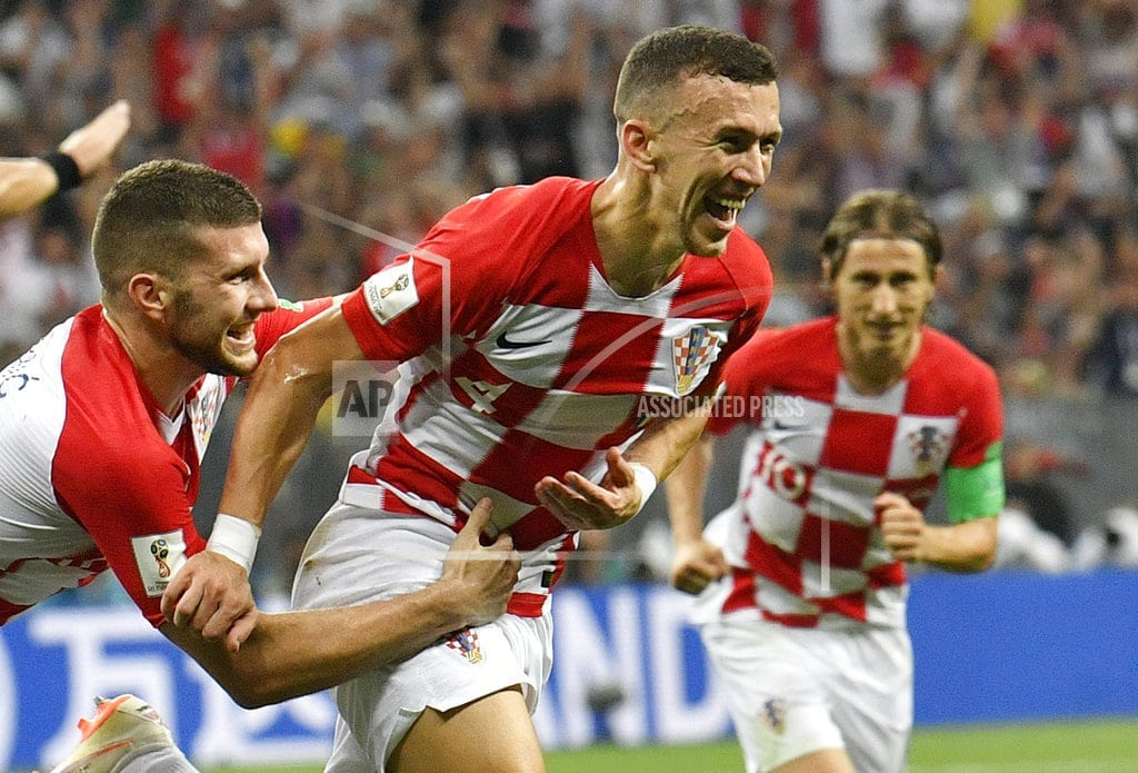 MOSCOW | The Latest: Croatia PM says fans rejoice despite Cup loss